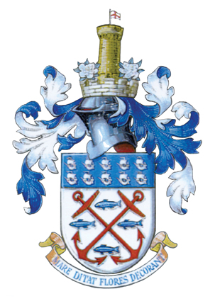 Exmouth Town Council Crest